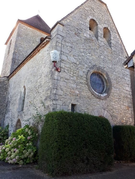 Eglise Notre-Dame de l'Assomption de Montamel