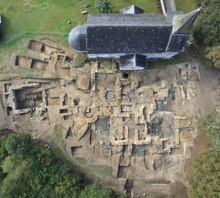 Église et prieuré de Soudaine-Lavinadière