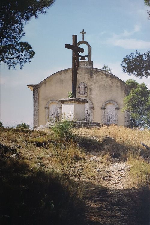 Chapelle Sainte-Anne de Védène : projet de rénovation
