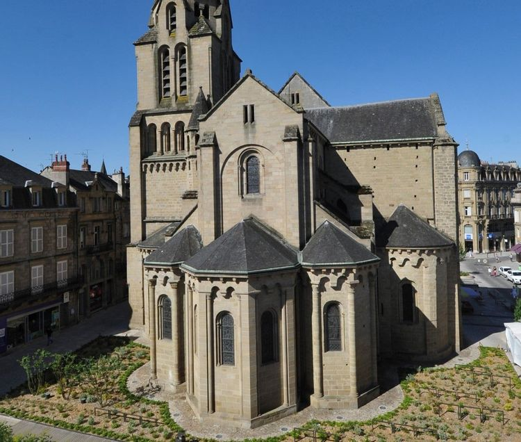 Collègiale Saint-Martin de Brive et son orgue
