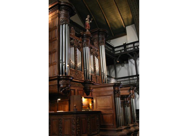 orgue st jean de luz