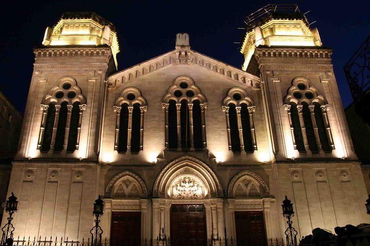 Synagogue de Bordeaux