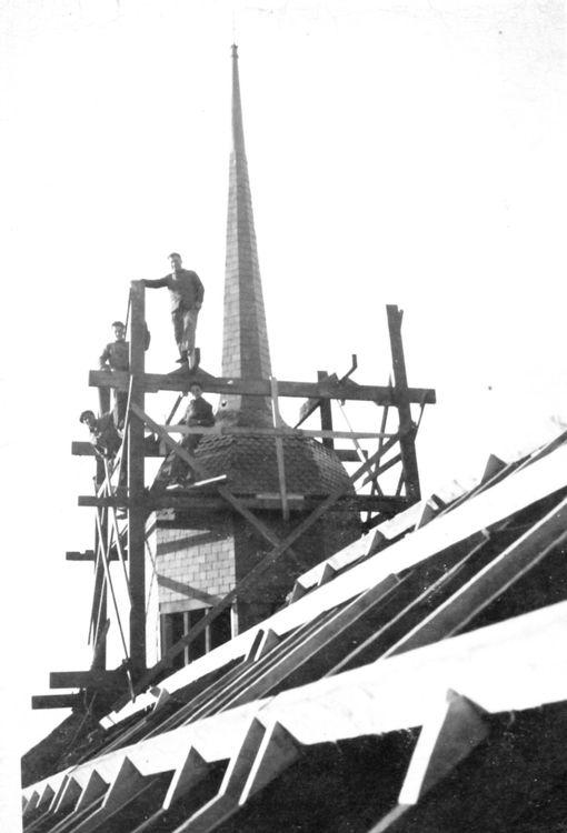 Archive de la chapelle