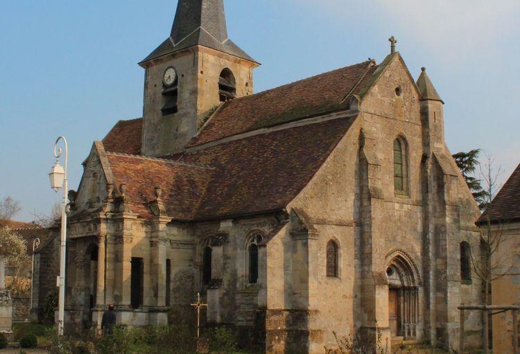 eglise saint-fiacre de livilliers