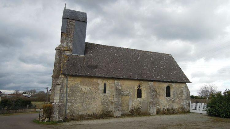 L'église Saint-Gilles de Vidai