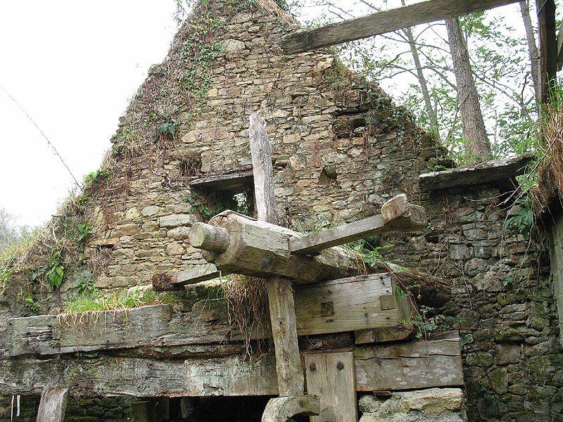 Moulin du Roch à Arzano