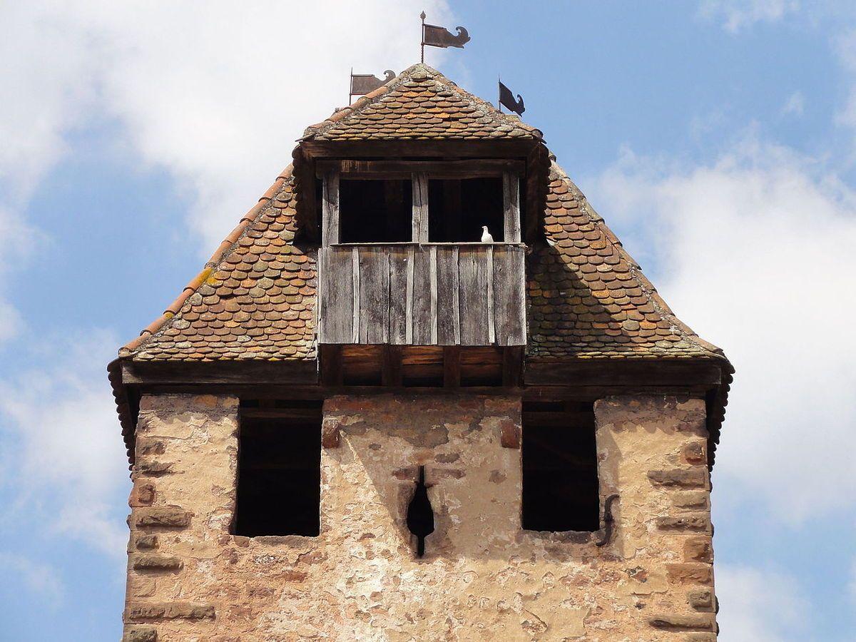 Mur d'enceinte de Wangen - Nierdetor