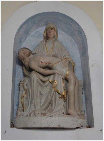 La Pietà d'Aigné