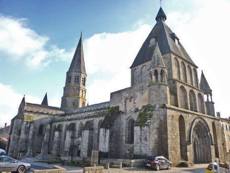 Collègiale Saint-Pierre du Dorat