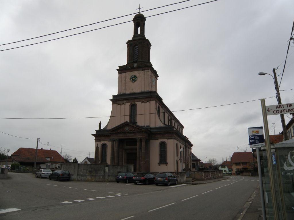 Eglise Saints-Pierre-et-Paul de Burnhaupt-le-Bas