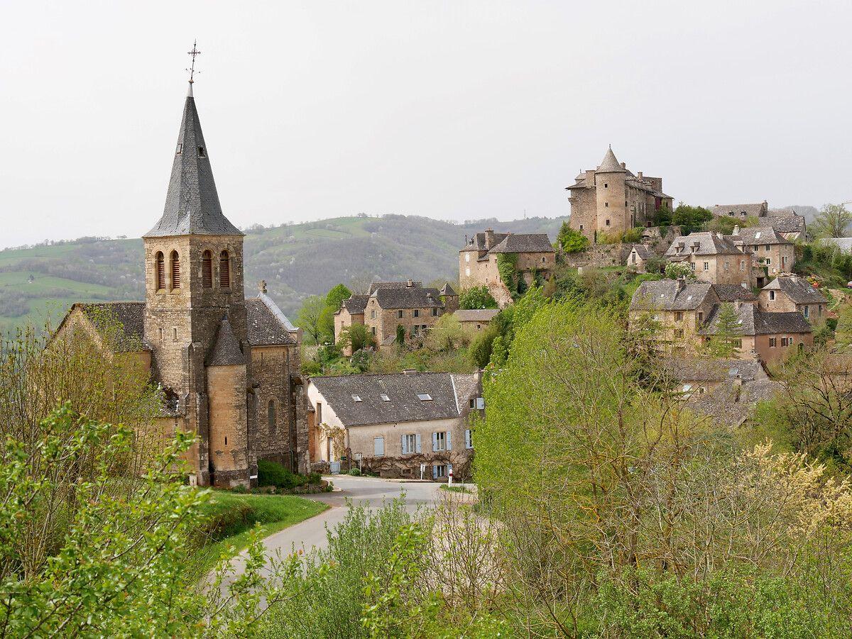 Église de Panat à Clairvaux