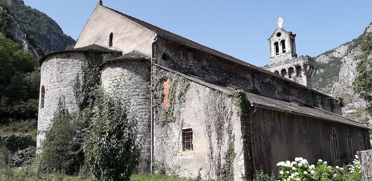 Chapelle Notre-Dame de Sabart à Tarascon-sur-Ariège