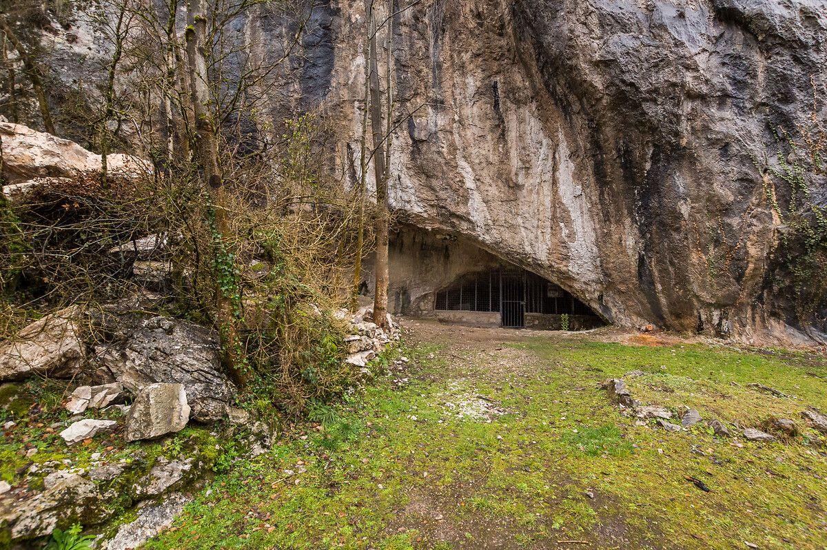 Grotte de la Vache à Alliat dans l'Ariège : projet de sauvegarde