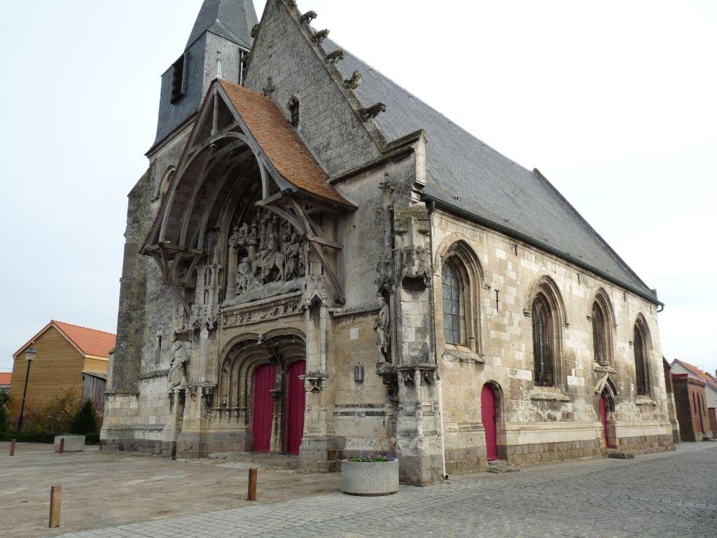Eglise Notre-Dame de l'Assomption de La Neuville-Les-Corbie