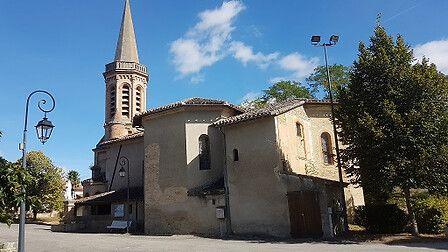 Église de l'Assomption de Laréole