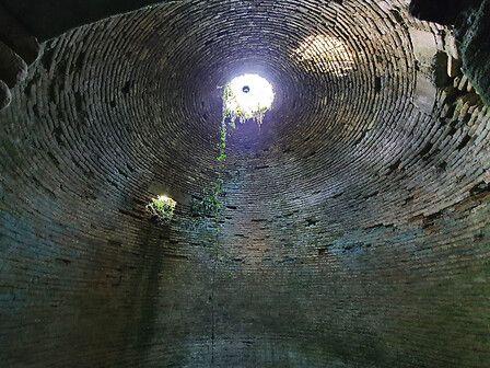 Glacière du château de Bonrepos-Riquet
