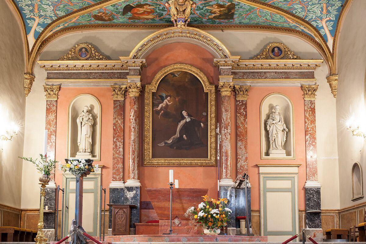 Monastère du carmel de la Sainte-Mère-de-Dieu à Lectoure