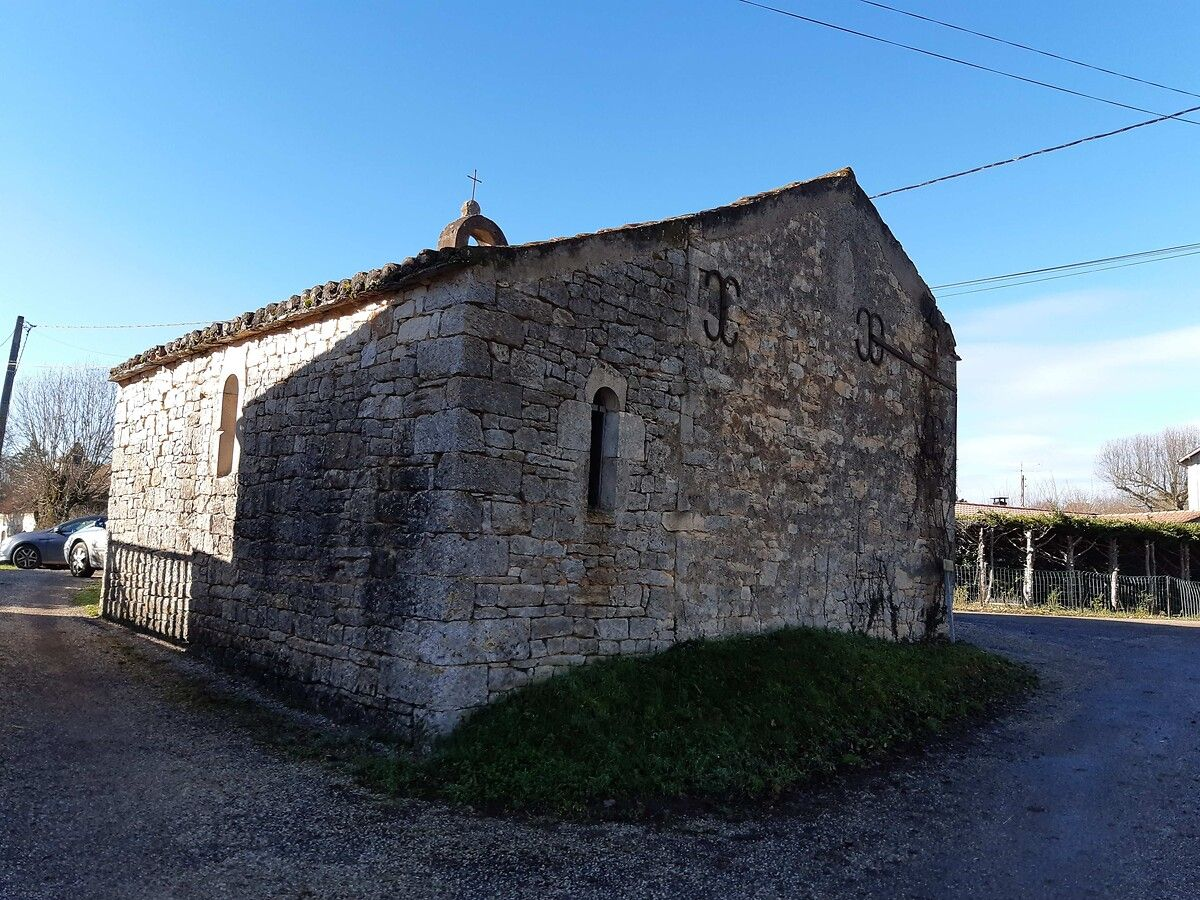 Chapelle Mas Del Sol à Francoulès