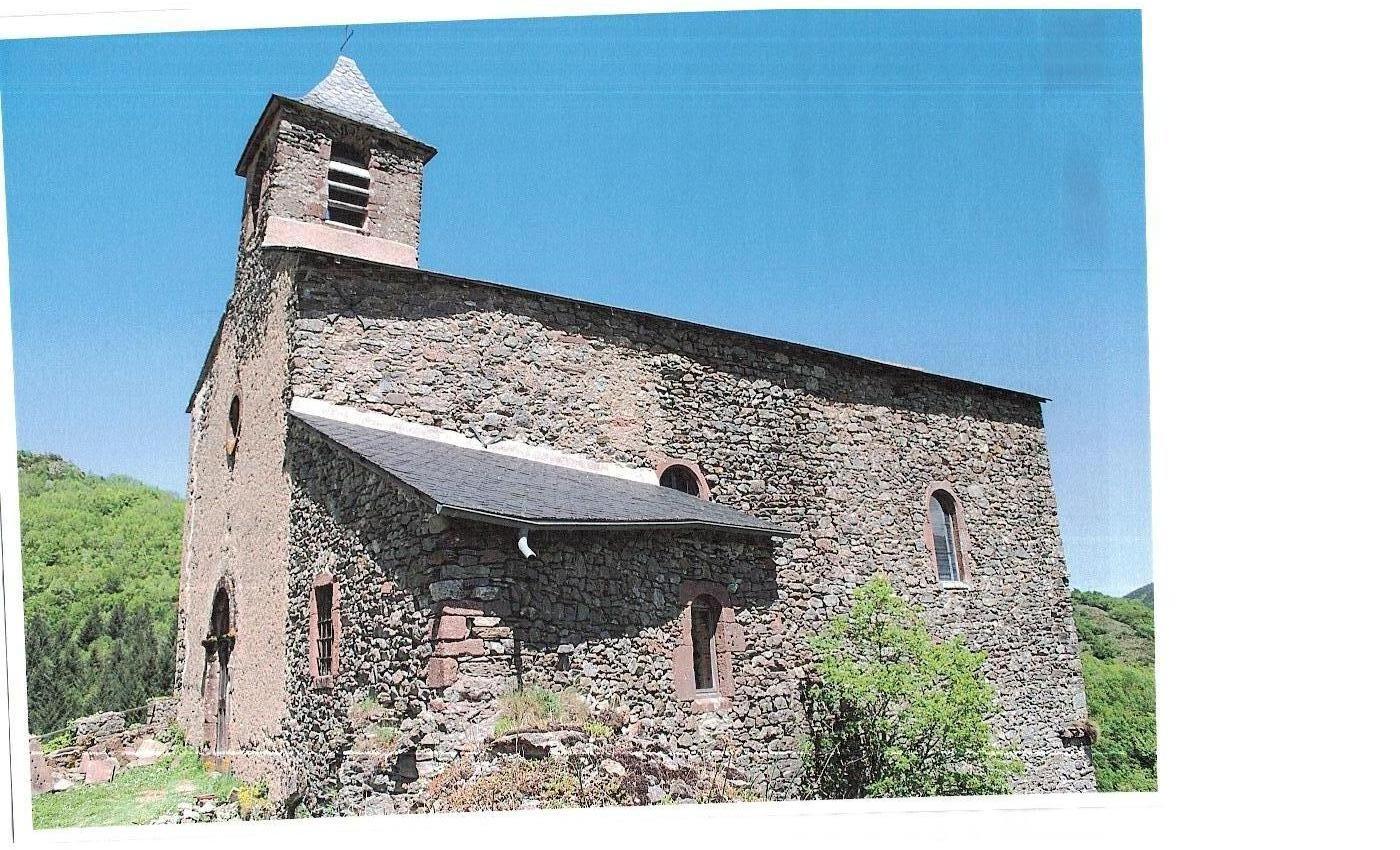 Église du hameau de Blanc à Peux-et-Couffouleux