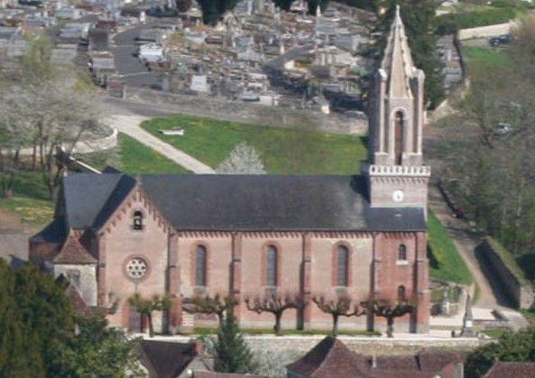 Vitraux de L'Eglise Saint-Georges à Betaille