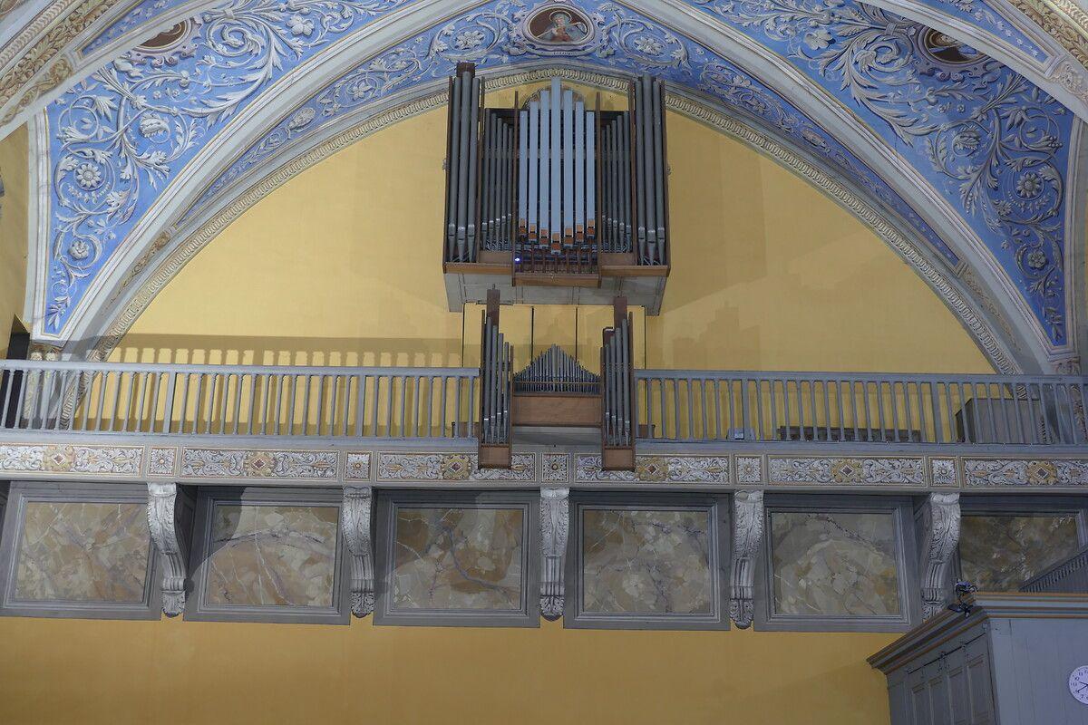 Orgue de l'église Saint Martin à Portet-sur-Garonne