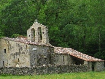 campanaire de l'église de larroque