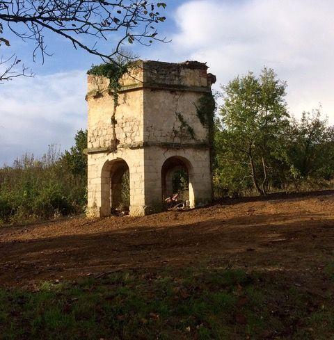 Pigeonnier d'Astor à Saint-Loup dans le Tarn-et-Garonne