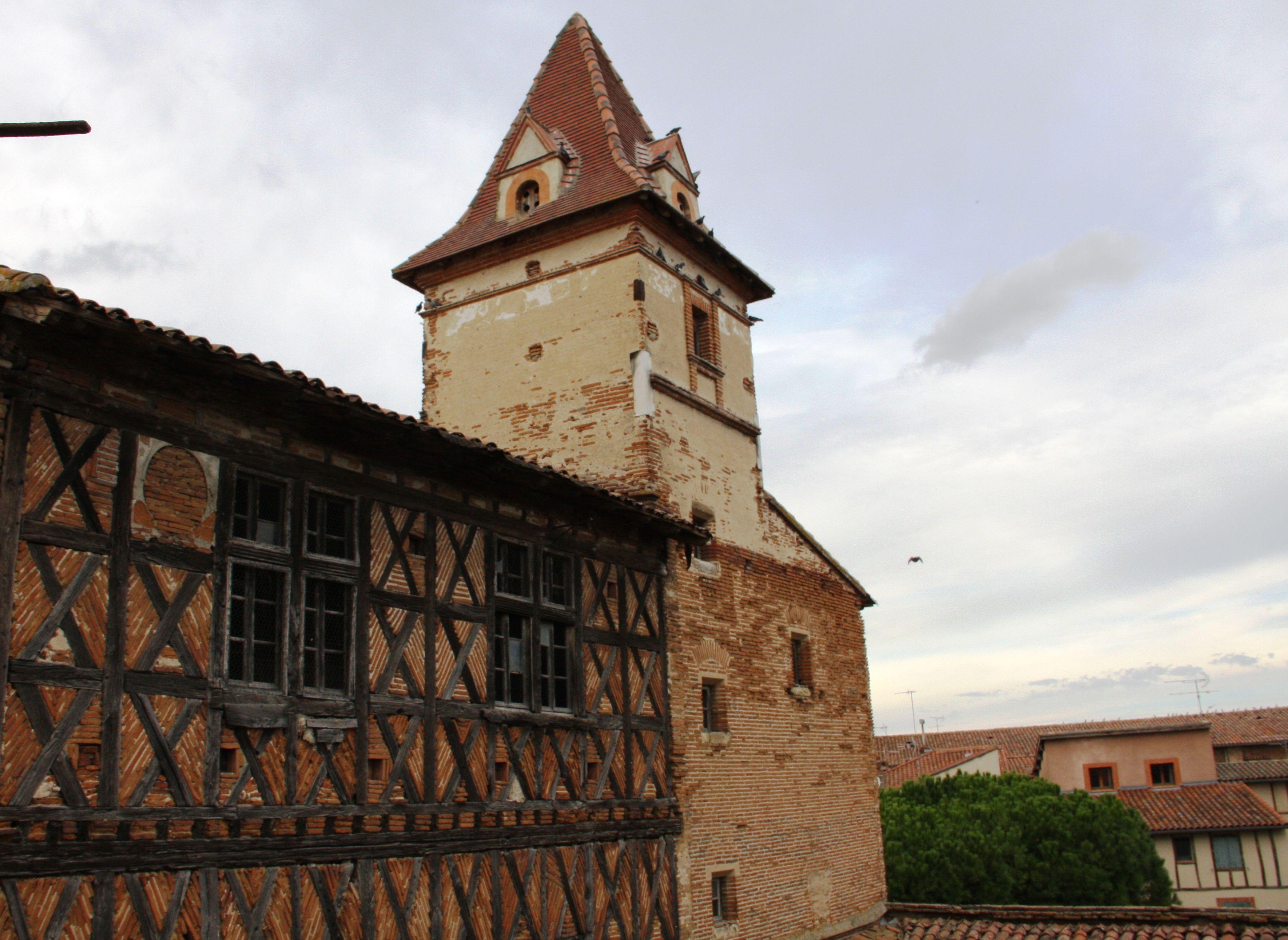 Maison Ysalguier à Auterive en Haute-Garonne