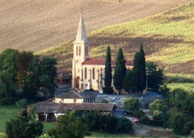 Eglise Notre-Dame de Sabaillan