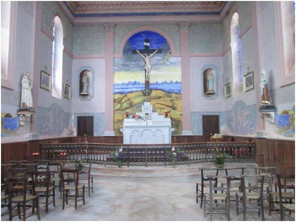 Chapelle Saint-Bernard à Grenade