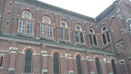 Basilique Sainte-Maxellende de Caudry