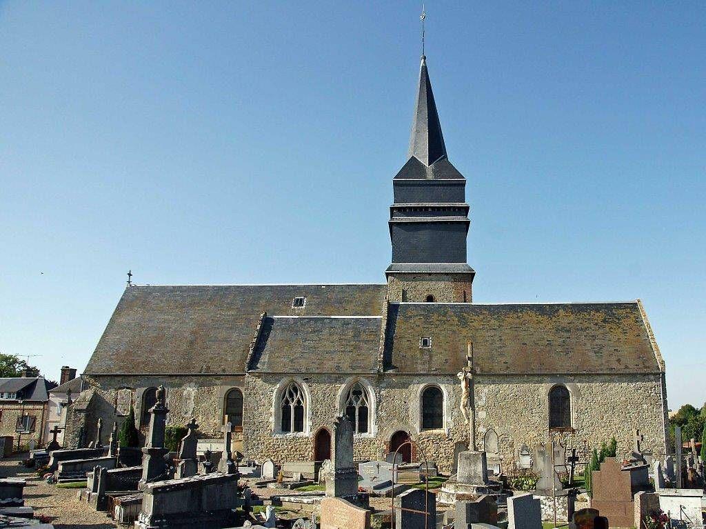 Eglise Saint-Martin de Senantes