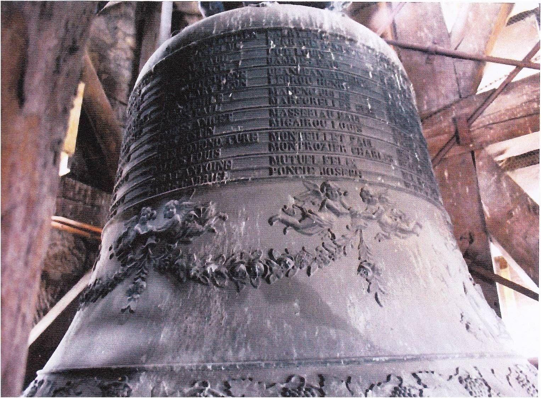 Carillon de l'église du Sacré Cœur de Millau en Aveyron