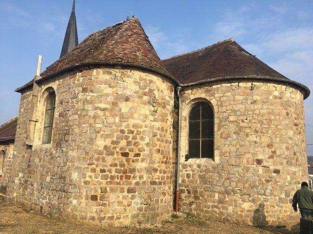 Eglise Saint-Basle de Bucy-les-Cerny