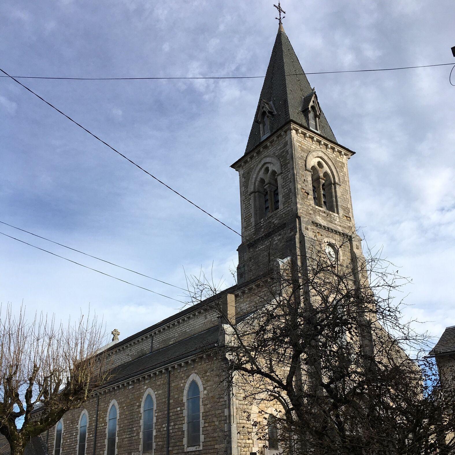 Église de Campagnac