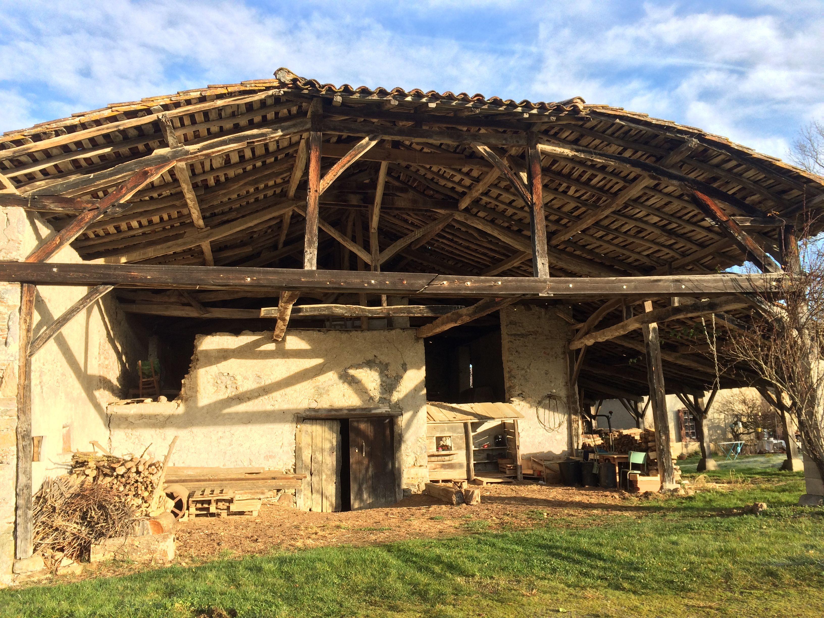 Grange à Encausses-les-Thermes en Haute-Garonne