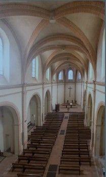 Orgue du temple des Carmes de Montauban