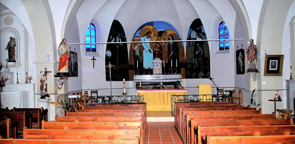Église Saint-Martin de Carbes