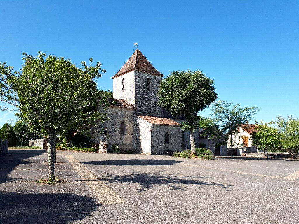 Église Notre-Dame de l'Assomption de Montamel