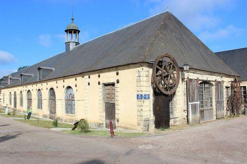 Forges royales de Guérigny dans la Nièvre