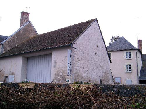 Grange du moulin de Rochechouard