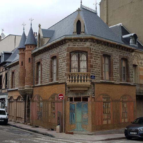 Maison natale d'Albert Londres à Vichy