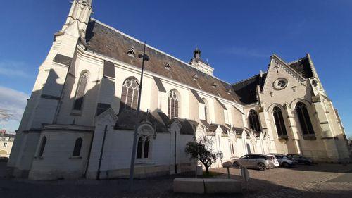 Eglise Notre-Dame à Beaufort-en-Anjou