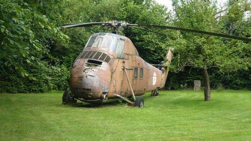 Hélicoptère Sikorsky H34-A SA55
