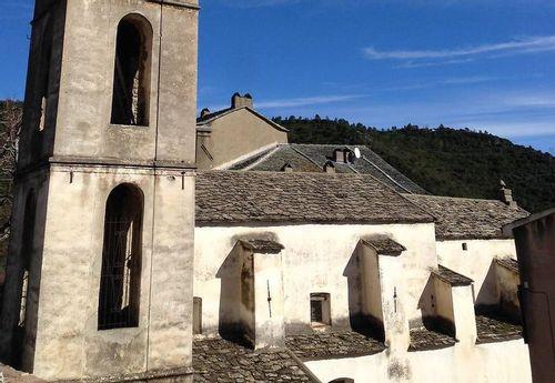 Eglise Saint-Antoine en Haute-Corse