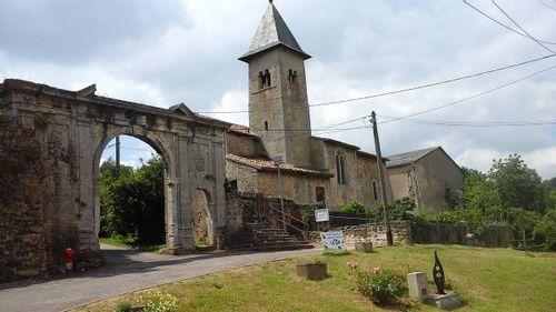 Eglise Saint-Pierre et Saint-Paul de Belleau