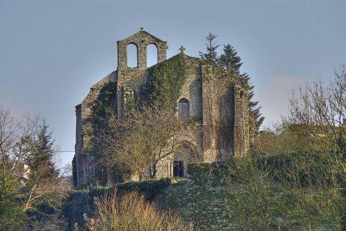 Ancienne église Saint-Nicolas de Tiffauges