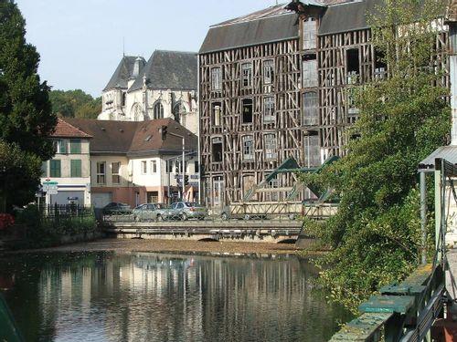 Moulin à Bar-sur-Seine