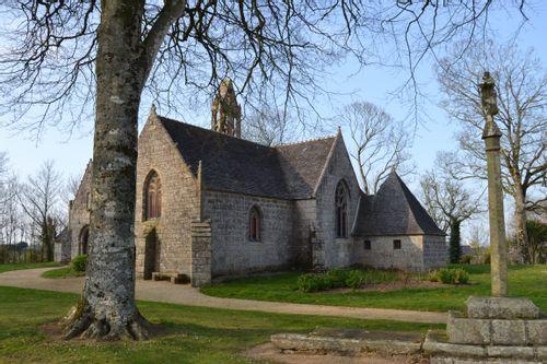 Chapelle Saint-Jaoua
