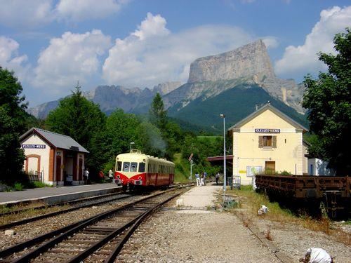 Autorail de Riom-es-Montagne